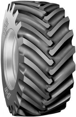 TR-137 Harvester Bias Tires